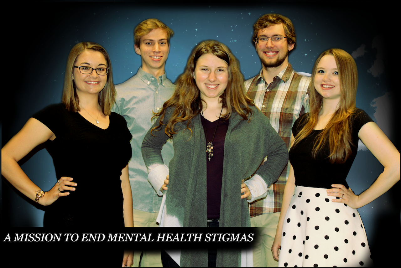 The Stigma Ends Now Fighting To End Mental Health Stigmas In