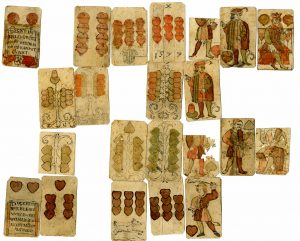 Playing cards from The British Museum, (c) Trustees of the British Museum (www.britishmuseum.org)