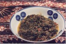 Nshima and ndiwo mwizenge s tembo this is the most basic and popular recipe in zambian traditional cooking as it is used for cooking the majority of the many green leaf vegetables including forumfinder Choice Image