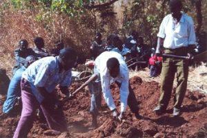 Burial 5funeraldigging