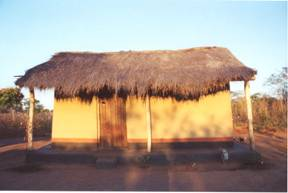 Heaven on Earth hut